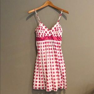 (2 for 22$) vintage polka dot dress